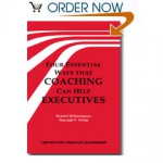 Four Essential Ways That Coaching Can Help Executives: A Practical Guide to the Ways That Outside Consultants Can Help Managers